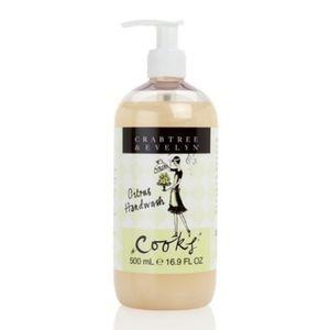 🆕️Crabtree & Evelyn Cooks Citrus Hand Wash 16.9oz